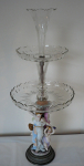 Large figural table piece - France