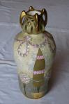 Art Nouveau vase - Amphora