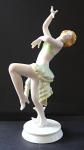 Dancer in green - Vienna