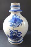 Smaller jug ( Cepak ) with blue decor