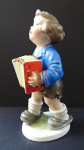 Boy with accordion - Rosenthal