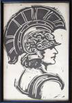 Frantisek Xaver Naske - Pallas Athena