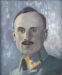 A. Moder - Portrait of an officer
