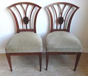 Pair chairs - Vienna