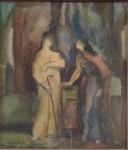 Helena Sindelarova - Zvackova, Christ, and Samaritan