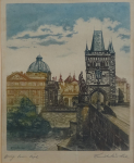 Emil Wänke - Old Town Bridge Tower