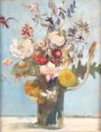 Josef Konecny - Summer bouquet in a vase