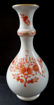 Vase with Indian Flower - Meissen