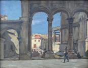 Vaclav Prihoda - Ancient ruins