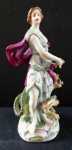 Girl with a Dragon - Piedor Dumuys Dubois, Orleans