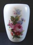 Small vase with flowers - Meissen, Teichert