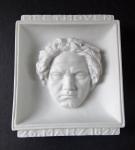 Portrait of Beethoven - Vienna, Augarten