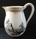 Small jug with miniature - Vienna