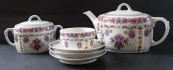 Jug, sugar bowl and cup - Alois Jaronek