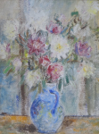 Ferdinand Kotvald - Autumn bouquet in a jug