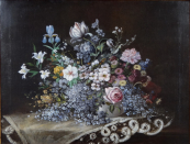 Baroque Still Life - Di Ambito Guardesco