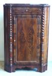Mahagon Corner Cabinet (Vertico ) - Louis Philippe