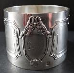 Silver napkin ring - Adolphe Boulenger