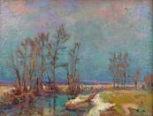 Bohumil Knyttl - Early Spring
