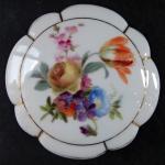 Round box with Flowers - Meissner Ofen und Porcellanfabrik