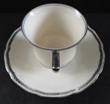 Cup with platinum wreath - Neu Rohlau