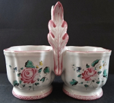 Faience cups for spices