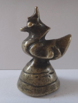 Bronze weights, bright - Bird