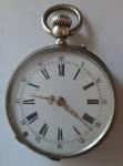 Silver smaller pocket watch