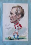 Marcel Niederle - Football player Slavie Emil Seifer