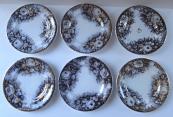 Six small plates - A. Nowotny, Altrohlau