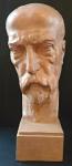 Viktor Dobrovolny - bust T. G. Masaryk