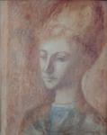 Frantisek Koliha - Portrait of the girl