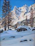 Luciano Fregonara - Monte Bianco, Val Ferret
