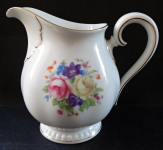 Small jug with flowers - Rosenthal