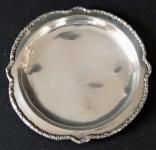 Little silver tray - silversmith F. N.