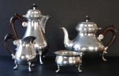 Silver table set - Gayer & Krauss, Schwäbisch Gmünd