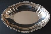 Silver bowl in the shape of a shell - Deyhle Gebrüder, Schwäbisch Gmünd