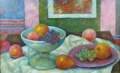 Jaroslav Veris - Still Life with Fruit