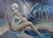 Theodor Bechnik - Allegory