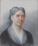 A. Baranin Odkolek - Portrait of a woman