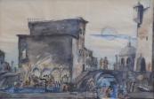 Frank Schultes - Venice Night