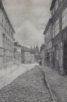 Frantisek Zimmerhansl - Loretanska Street in Prague