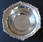 Silver Bowl, Tennis Prize - Aargau, Switzerland, year 1946