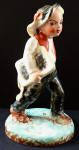 Statuette of a boy in traditional costume  - Ditmar Urbach