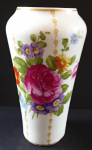 Vase with roses and flowers - Rosenthal, Luise