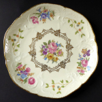 Decorative small plate - Rosenthal, Sanssouci