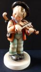 Little Violinist - Hummel, Arthur Möller