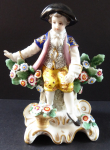 Statuette of a young gardener - Fasold & Stauch