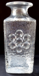 Prismatic vase with lenses - Stanislav Kral