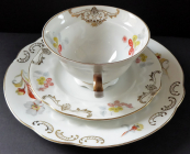 Cup with saucer and dessert plate - Bavaria